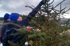 How Christmas baubles are being used to tackle homelessness this winter