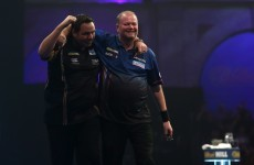 Adrian Lewis delivers first nine-darter of this year's World Championship