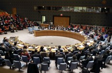Palestinian resolution on Israel withdrawal rejected by UN Security Council