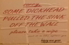 This Offaly pub's response to mindless vandalism is typically Irish
