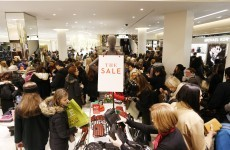 Retailers are really happy with their post-Christmas sales