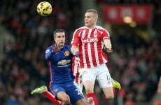 United extend unbeaten run to 10 games but no New Year's spark as Van Gaal's side held at Stoke