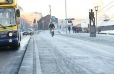 Get the thermals back out: Temperatures will drop to -3 tomorrow