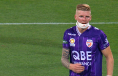 Andy Keogh channels his inner Hannibal Lecter as his prolific form continues