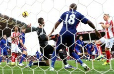 Van Gaal: Manchester United defenders are too short to deal with Stoke City