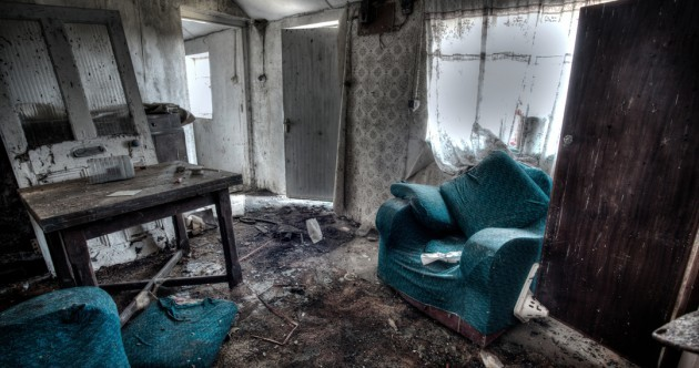 Haunting: Step inside this long abandoned Irish cottage