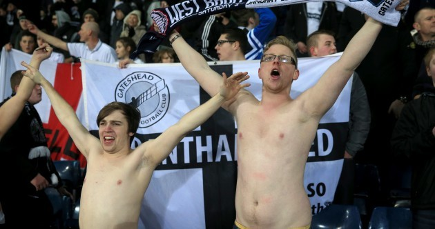10 of the best photos from today's FA Cup action