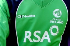 History boys? Here's the Ireland squad for the 2015 Cricket World Cup