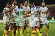 Clermont back on top in France after comprehensive win over Toulouse