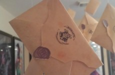 Greatest friend ever creates budget Harry Potter world for birthday surprise