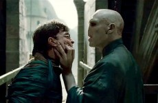 Harry Potter was dubbed as Gaeilge and Voldemort's voice sounded so weird