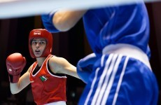 Katie Taylor will have a challenger for her Irish senior boxing title this year