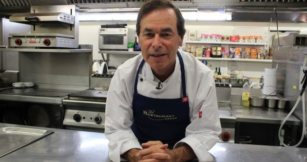 He hasn't gone away you know… Alan Shatter is on TV3′s The Restaurant tonight