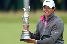 Paul McGinley – 'World number one McIlroy to get even better in 2015'