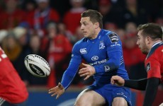 'I've had a great time at Leinster' – Gopperth move to Wasps confirmed
