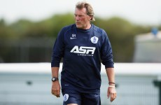 'I'm happy doing what I'm doing now' – Glenn Hoddle plays it cool on Newcastle link