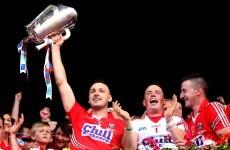 Cork have named a new senior hurling captain for the 2015 season