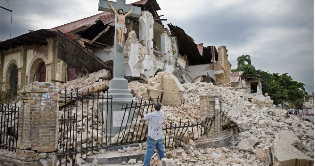 Lives reduced to rubble: Remembering the Haiti earthquake five years on