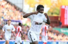 Is Wilfried Bony really worth €38 million? Man City obviously think so