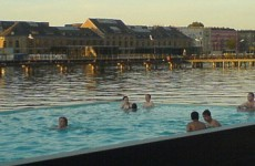Dún Laoghaire might not get that floating outdoor swimming pool after all…