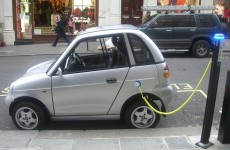 Sales of electric cars in Ireland were up 400% last year*