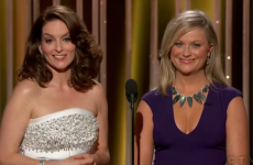 Here's how Ireland reacted to the Golden Globes on RTÉ last night