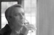 Michael Owen is fishing for an Oscar with this dramatic turn in a Chinese whiskey ad
