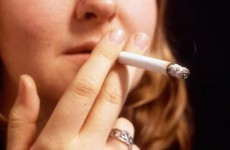 Women smoke to 'deal with stress of pregnancy'