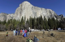 Yosemite duo complete world's most difficult climb… free-climbing (yikes)