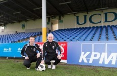They may have been relegated, but UCD are on course to qualify for the Europa League