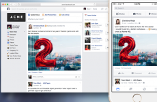 No Irish release date for Facebook at Work yet — but here's what it'll look like