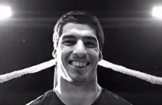Luis Suarez stands up to 'haters' in new ad