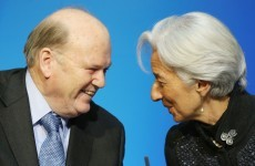 Ireland is the IMF's star pupil. But that doesn't mean you're getting any debt relief