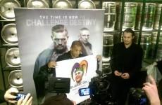 'Go joker, go… Make me laugh' – Champion Aldo's message for McGregor