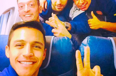 Jamie Carragher is not at all happy with Arsenal's post game selfie 'nonsense'