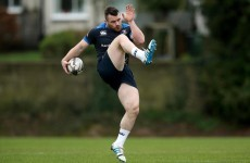 Healy and O'Brien could make injury return for Wolfhounds, but won't face Wasps