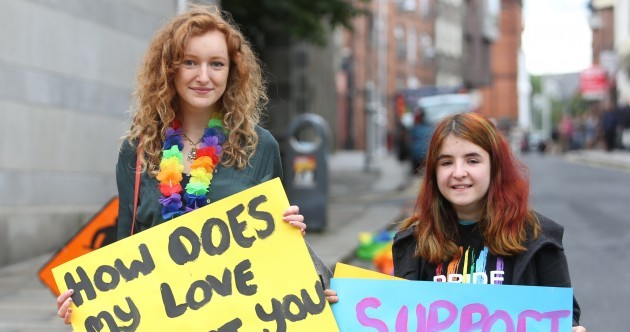 Gay adoption law will be in place before marriage equality vote