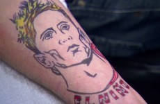 Did Craig Burley really get a Fernando Torres tattoo after losing a bet?