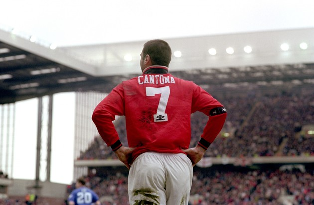 Cantona: The madness of King Eric