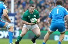 The big guns are back: 5 talking points as Schmidt names extended 6 Nations squad