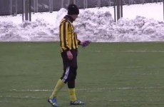 Ukrainian player banned for using his phone in the middle of a match