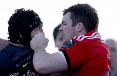 O'Mahony would probably reimburse Munster fans if he could but beating Sale will have to do