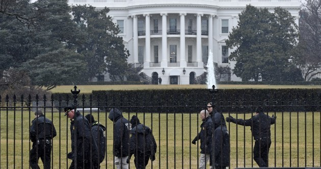 Man who crashed drone onto White House grounds says it was an accident