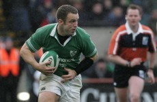 How many of these noughties Irish rugby internationals can you remember?