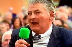 The 'men and women' guy from VinB last night has previous form on the show