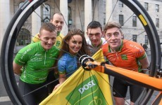 'I went from just starting to ride a bike to the London Paralympics in two years'