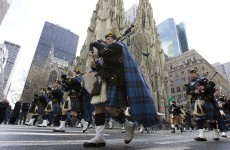 The PSNI are set to miss the Paddy's Day parade in New York