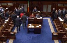 That big row which led to the Dáil walkout is getting bigger (and now Shatter's involved)