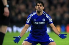Diego Costa banned for three matches and will miss Chelsea's clash with Man City