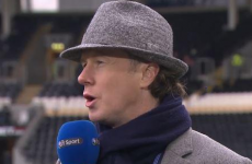 Steve McManaman's bold fashion statement hasn't gone down well